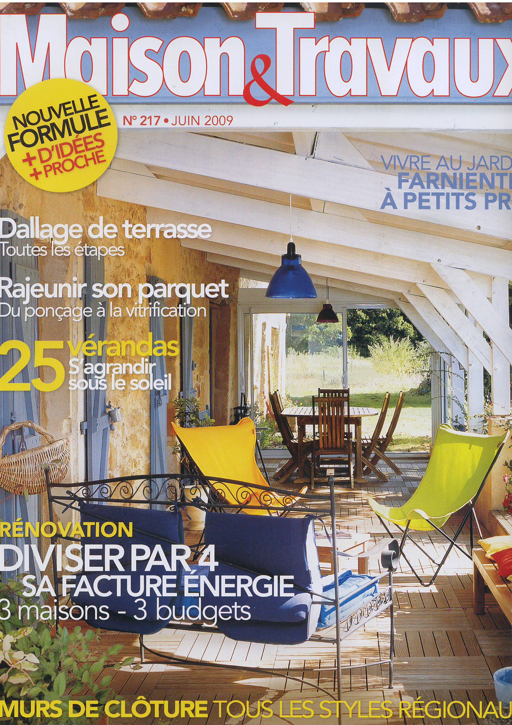 dans le magazine maison et travaux ma belle photo photos d art et de. Black Bedroom Furniture Sets. Home Design Ideas