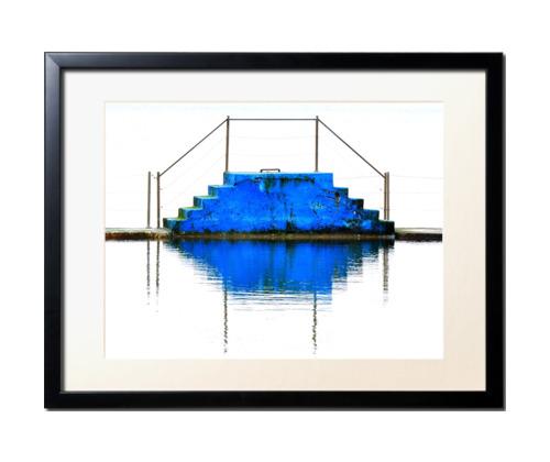 plongeoir turquoise par pascal lecerf1 Sélection des photographes mabellephoto.com du mois de juin