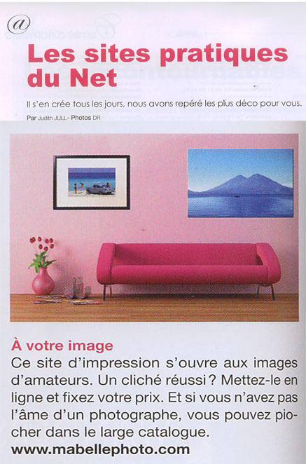 maison creative septembre mbp 2009 Mabellephoto.com dans Maison Créative