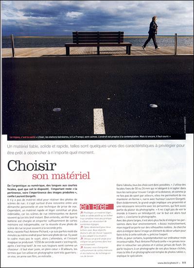 06web Découvrez le talent et les conseils de Laurent Giorgetti dans le dernier numéro de Déclic Photo
