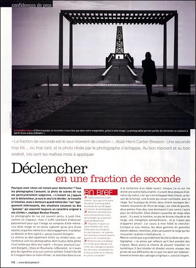 07web Découvrez le talent et les conseils de Laurent Giorgetti dans le dernier numéro de Déclic Photo