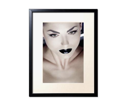 Black lips par Sacha Rovinski
