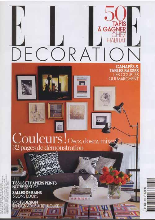 elle decoration couverture bd mabellephoto.com dans ELLE Décoration
