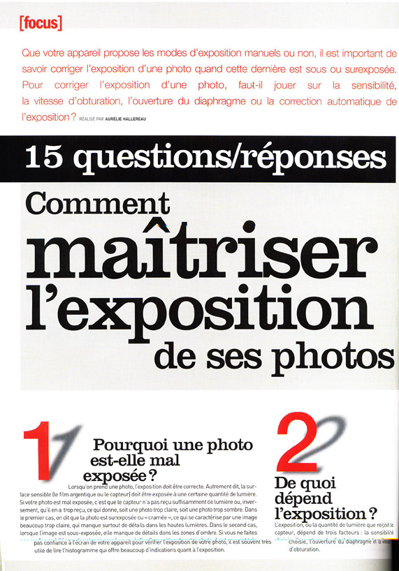 declic photo janvier 2010 p58 Le magazine Declic Photo expose le talent de photographes mabellephoto