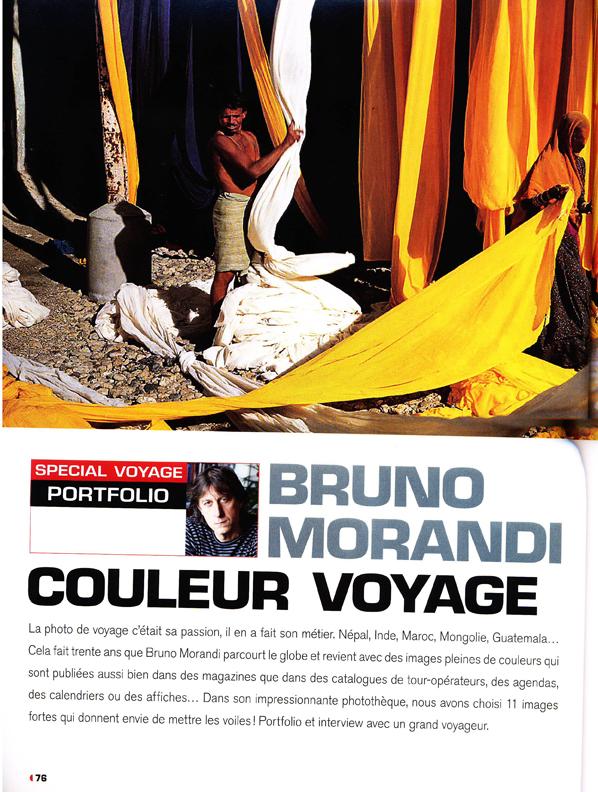 rp morandi low Magazine Réponses Photo de février 2010 : dossier spécial voyage avec Bruno Morandi