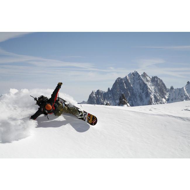 sc007 snow board par sylvie chappaz2 Découvrez la sélection des photographes mabellephoto de mai