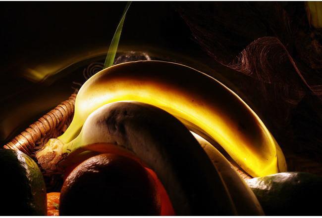 light banana par brice favre1 mabellephoto.com s'affiche dans la presse