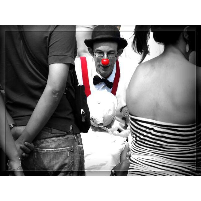 le nez rouge portraits par celine leclerq Découvrez la sélection des photographes mabellephoto du mois d'août