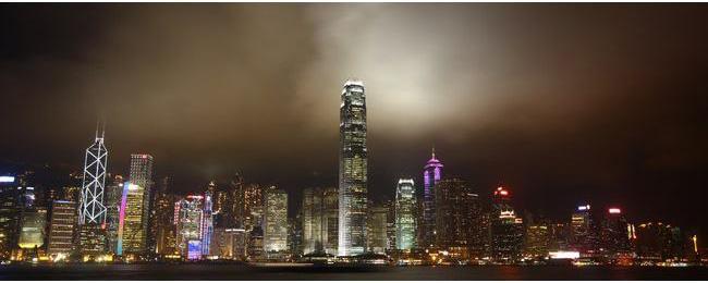 panoramique hong kong par matthieu guinguene Découvrez la sélection des photographes mabellephoto du mois de septembre