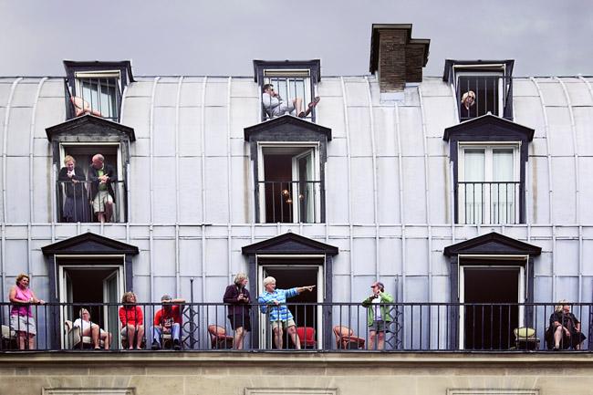 """sidney guillemin rue de rivoli aout2010 Découvrez les gagnants du concours photos """"Paris en août"""""""