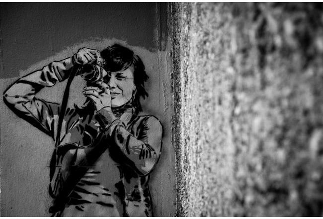 street art 4 par julien panie Découvrez la sélection des photographes mabellephoto du mois de septembre