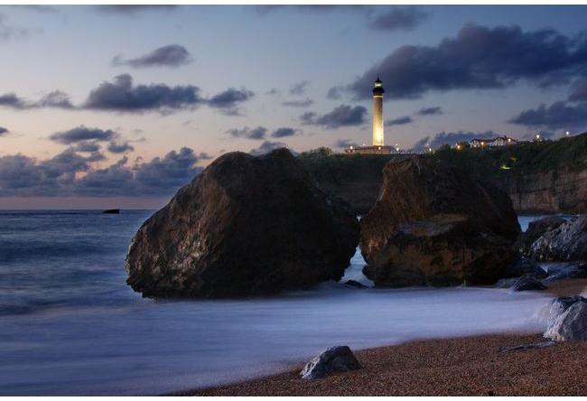 phrare de biarritz par sophie cluzeaud Découvrez la sélection des photographes mabellephoto du mois de octobre